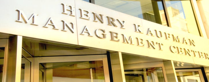 Henry Kaufman Management Center