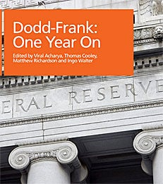 e-book dodd frank one year on book article