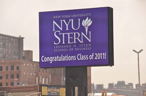 Graduate Conv 2011 Sign Image