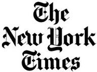 new york times logo feature