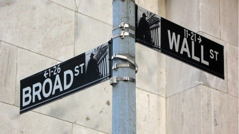 Broad and Wall Street