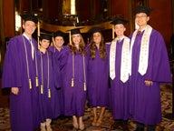 Undergraduate Graduation 2014