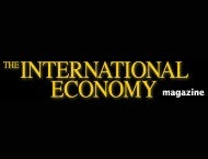 International Economy Logo 190 x 145