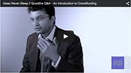 Introduction to Crowd Funding by NYU Stern Professor Anindya Ghose