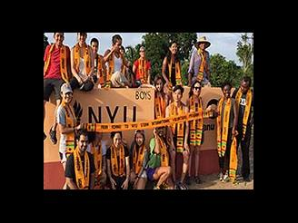 Stern students in Accra, Ghana