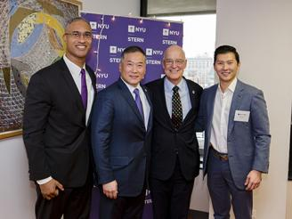 Naming of the Andre Koo Technology and Entrepreneurship MBA