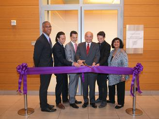 The Kassin Center Ribbon Cutting