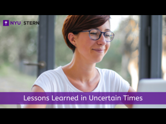 Learning in Uncertain Times