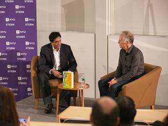 Tim O'Reilly discusses his new book with Professor Arun Sundararajan