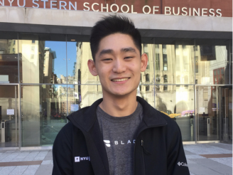 Philip Shin (BS '18)