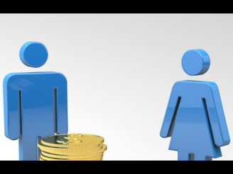 A reality check on the financial sector's gender wage gap