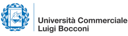 Luigi Bocconi University logo