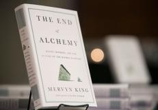The End of Alchemy: Money, Banking, and the Future of the Global Economy cover