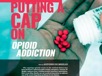 Antonio Di Meglio's Essay: Putting a Cap on Opioid Addiction