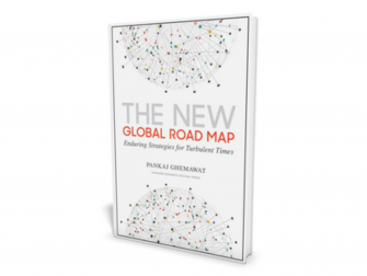 The New Global Road Map cover