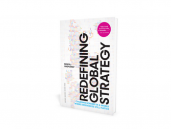 Redefining Global Strategy, with a New Preface: Crossing Borders in a World Where Differences Still Matter cover