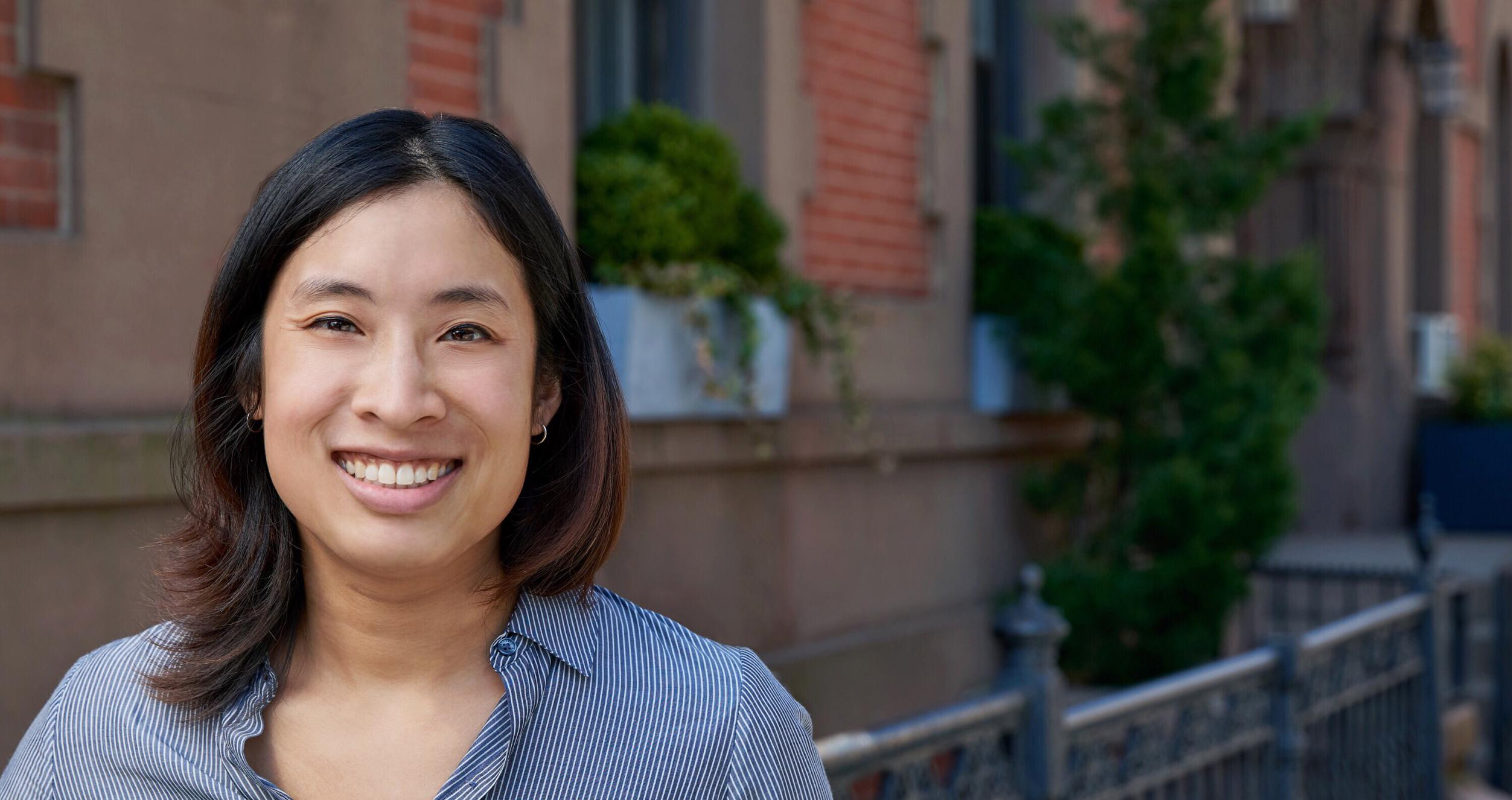 MBA Student Connie Liu
