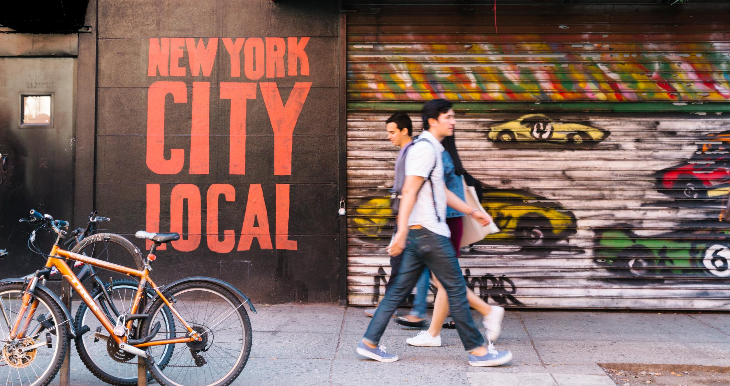 With cultural and professional opportunities and a campus in the heart of the city, you'll be a New Yorker in no time.