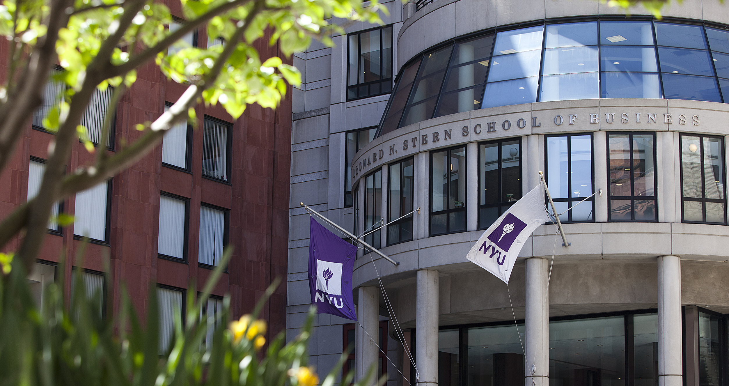 NYU Stern's Kaufman Management Center