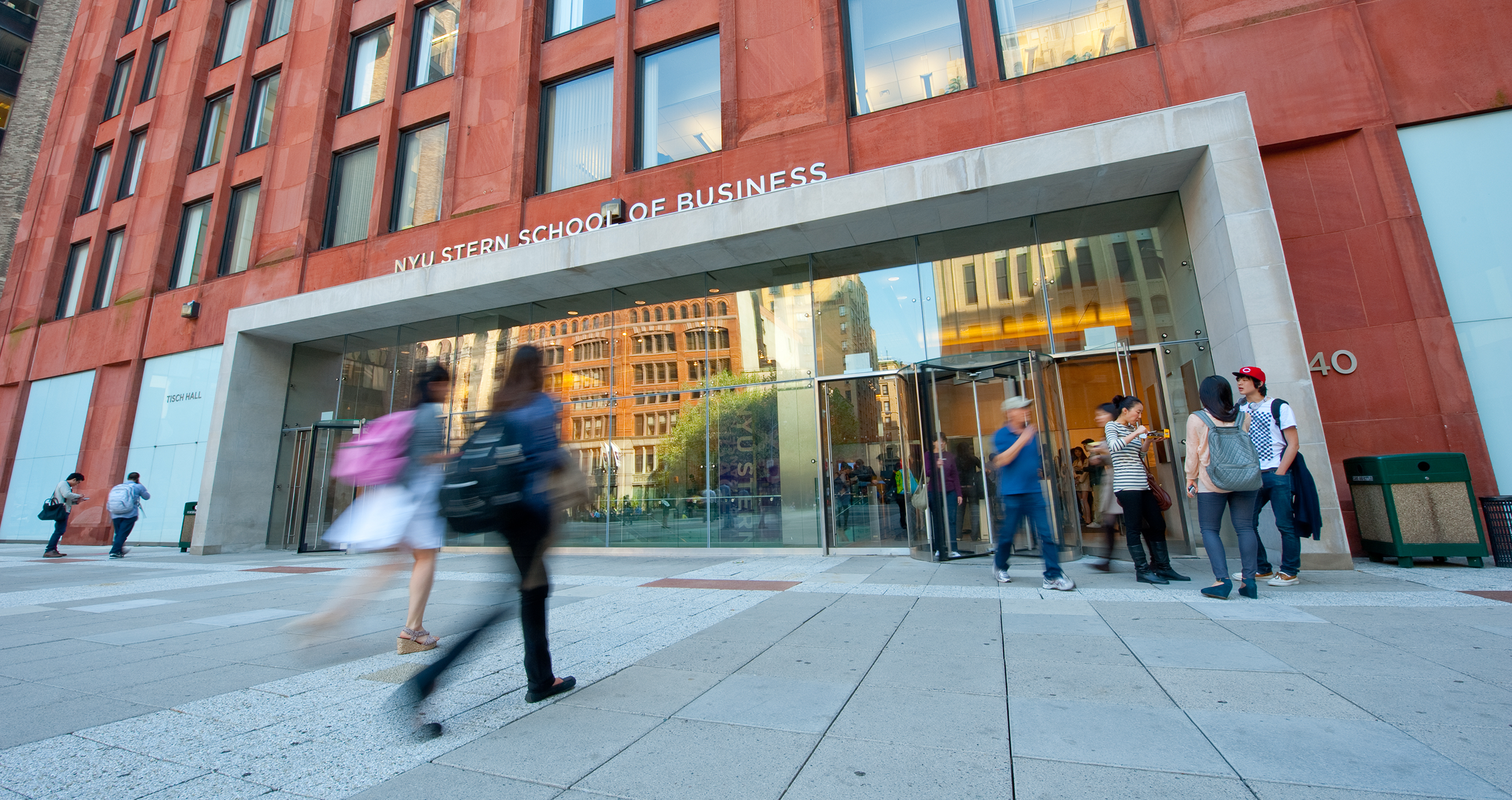 Stern offers dual degrees with a range of academic programs at NYU and abroad.