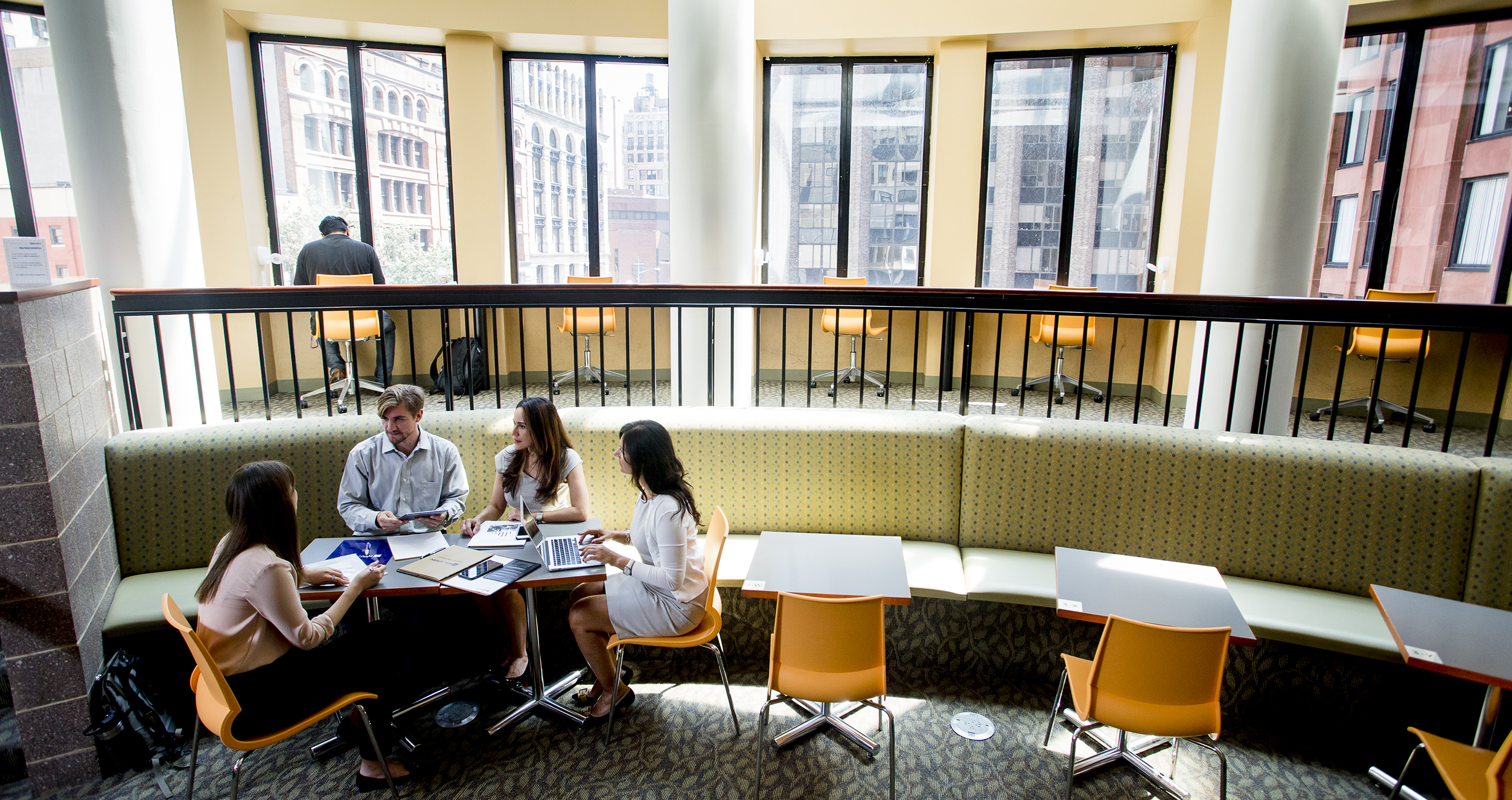 Become a member of the accomplished and highly connected NYU Stern network.