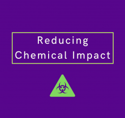 Chemical waste infographic