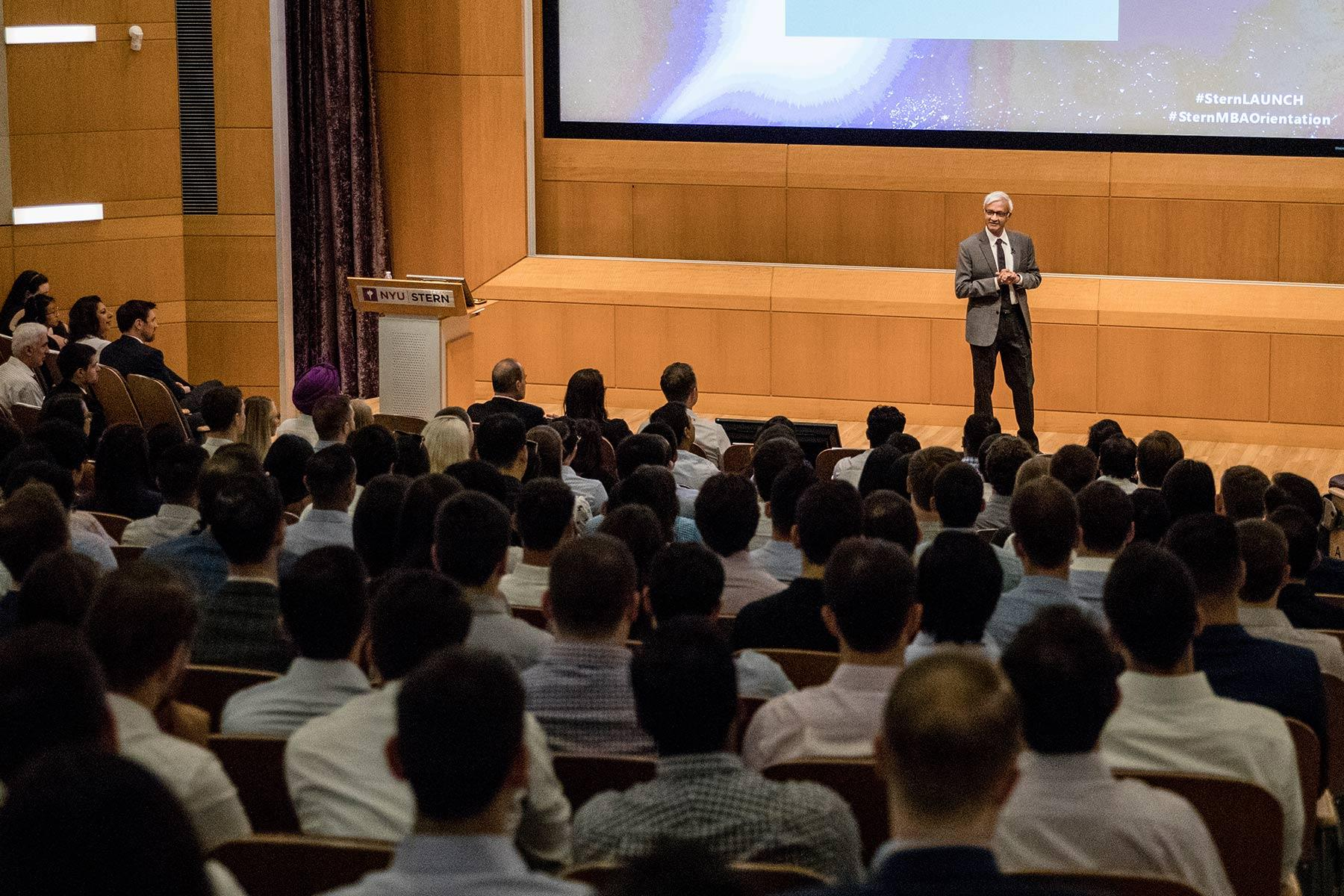 NYU Stern School of Business | Full-time MBA, Part-time