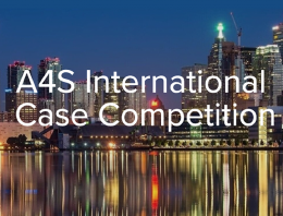 A4S Case Competition Logo