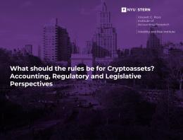 Cryptoassets conference banner