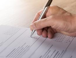 Person completing survey