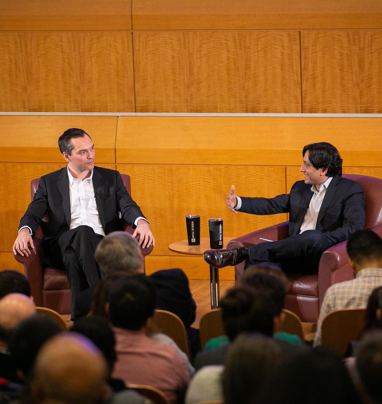 Airbnb Co-Founder Nathan Blecharzyk and Arun Sundarajan