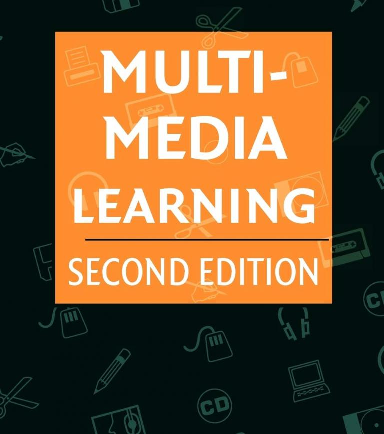 Book cover for Multimedia Learning Second Edition by Richard E Mayer