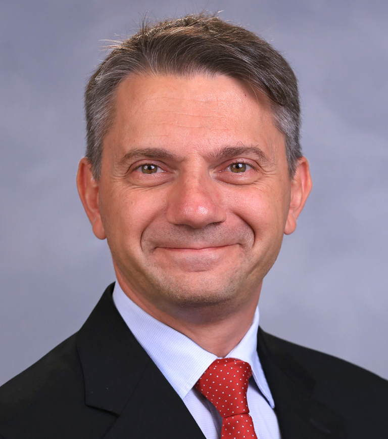 Gian Luca Clementi, Academic Director and Deputy Chair