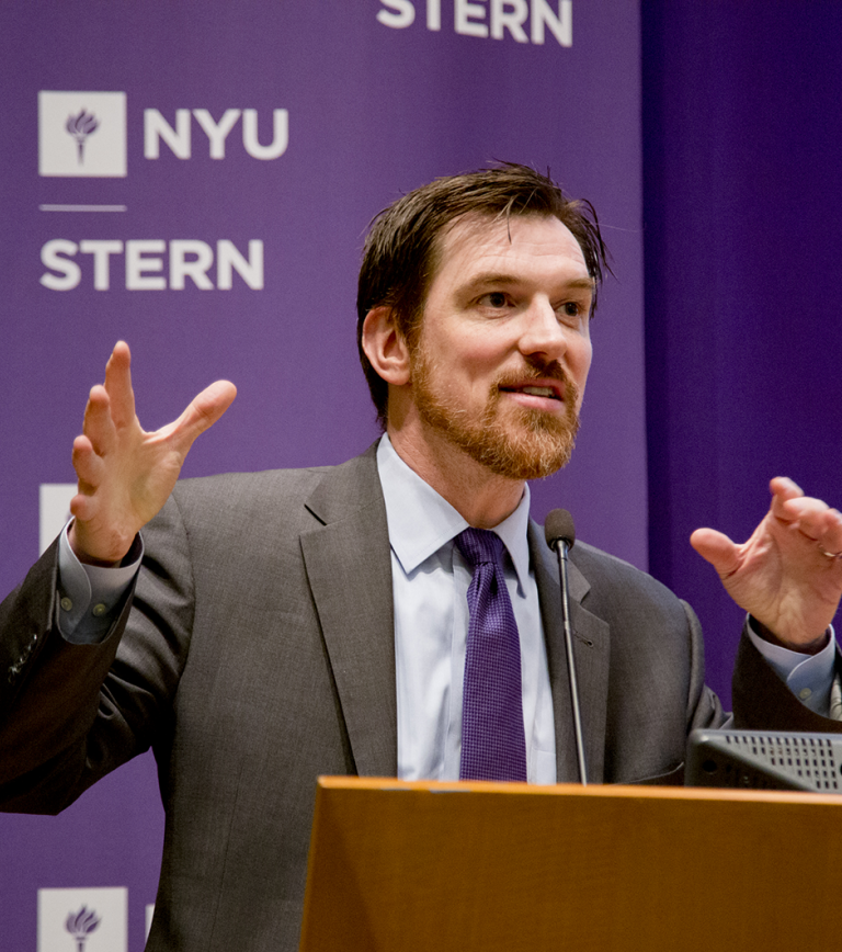 Conor Grennan, Assistant Dean of MBA Students